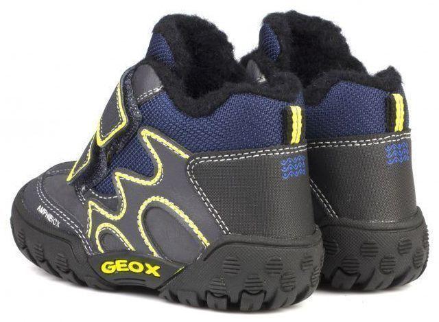 Geox Ботинки  модель XK5393 размеры обуви, 2017
