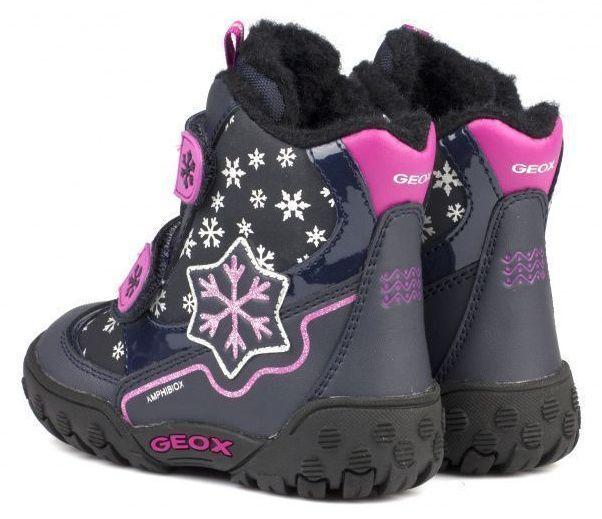 Geox Ботинки  модель XK5396 размеры обуви, 2017