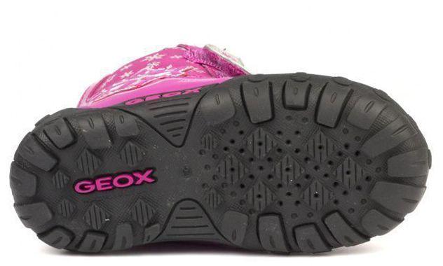 Ботинки для детей Geox B GULP B G. ABX C - DBK+GBK XK5397 размерная сетка обуви, 2017