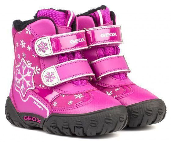 Ботинки для детей Geox B GULP B G. ABX C - DBK+GBK XK5397 купить в Интертоп, 2017
