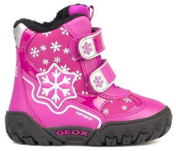 Ботинки для детей Geox B GULP B G. ABX C - DBK+GBK XK5397 смотреть, 2017