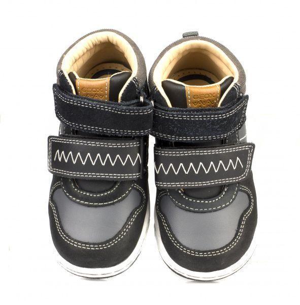 Ботинки для детей Geox B FLICK B. C - WAX.LEA+GBK XK5402 фото, купить, 2017