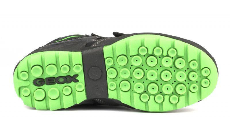 Ботинки для детей Geox J N.SAVAGE B.C - TEXT+SYNT.LEA XK5442 брендовая обувь, 2017