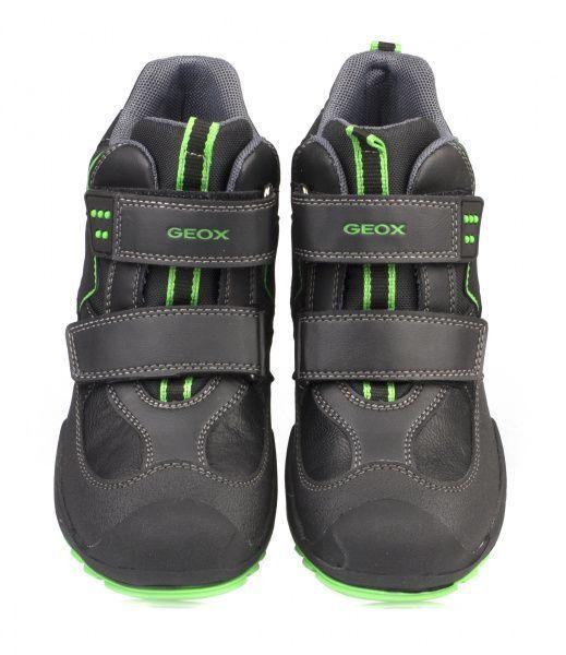 Ботинки для детей Geox J N.SAVAGE B.C - TEXT+SYNT.LEA XK5442 обувь бренда, 2017