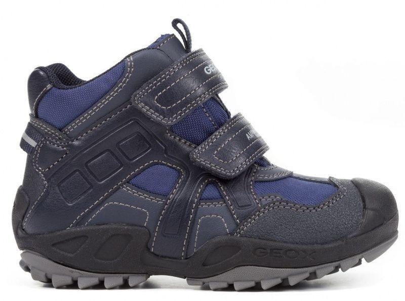 Купить Ботинки детские Geox J NEW SAVAGE BOY B A XK5444, Многоцветный
