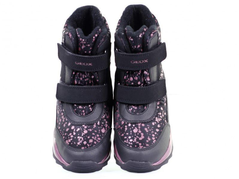 Сапоги детские Geox J ORIZONT G. ABX D - PR.NY+DBK XK5456 брендовая обувь, 2017