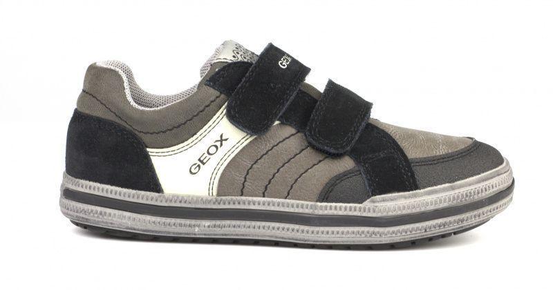 Полуботинки детские Geox J ELVIS F - GBK+SUEDE XK5464 брендовая обувь, 2017