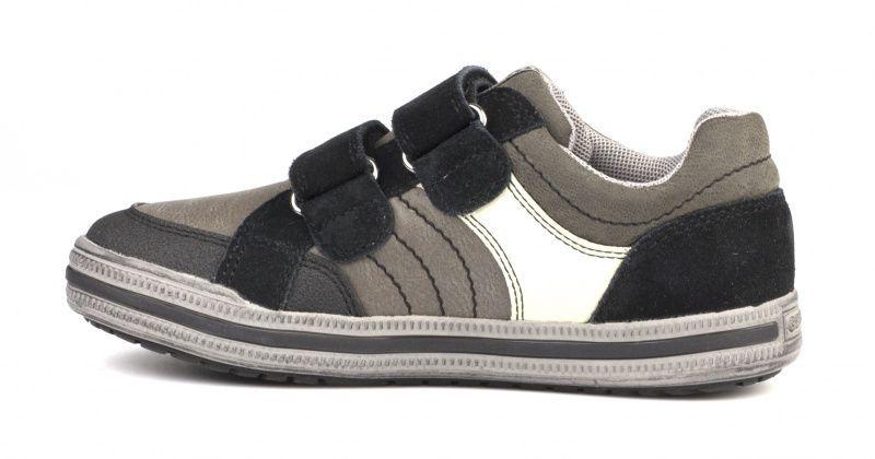 Полуботинки детские Geox J ELVIS F - GBK+SUEDE XK5464 модная обувь, 2017