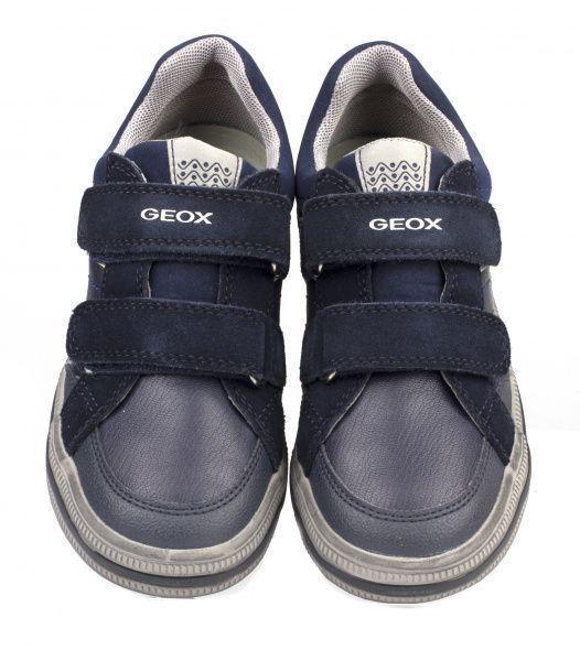 Полуботинки для детей Geox J ELVIS F - GBK+SUEDE XK5465 размеры обуви, 2017