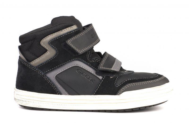 Ботинки детские Geox J ELVIS H - GEOBUCK+SUEDE XK5466 цена обуви, 2017