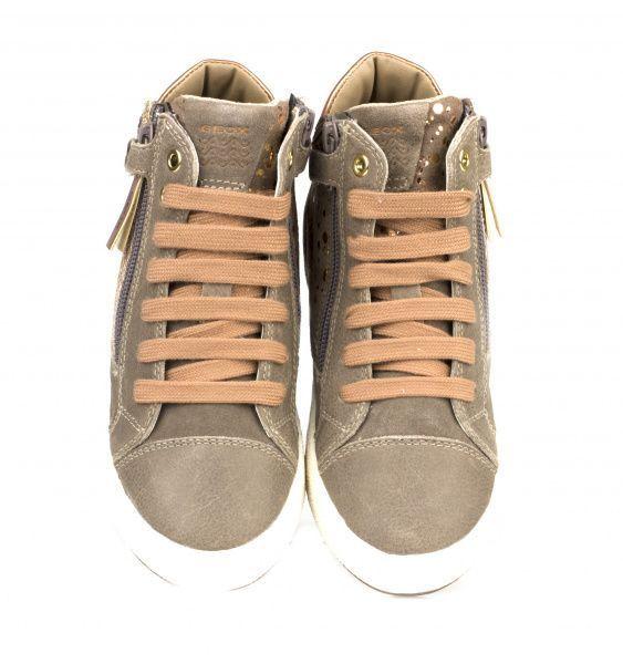 Ботинки для детей Geox J WITTY B - PULL UP+MET.GOA.SU XK5469 обувь бренда, 2017