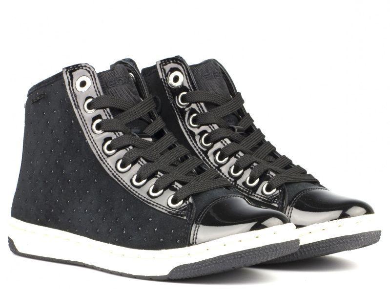 Ботинки детские Geox J CREAMY A - SUEDE+SYN.PAT XK5472 цена обуви, 2017