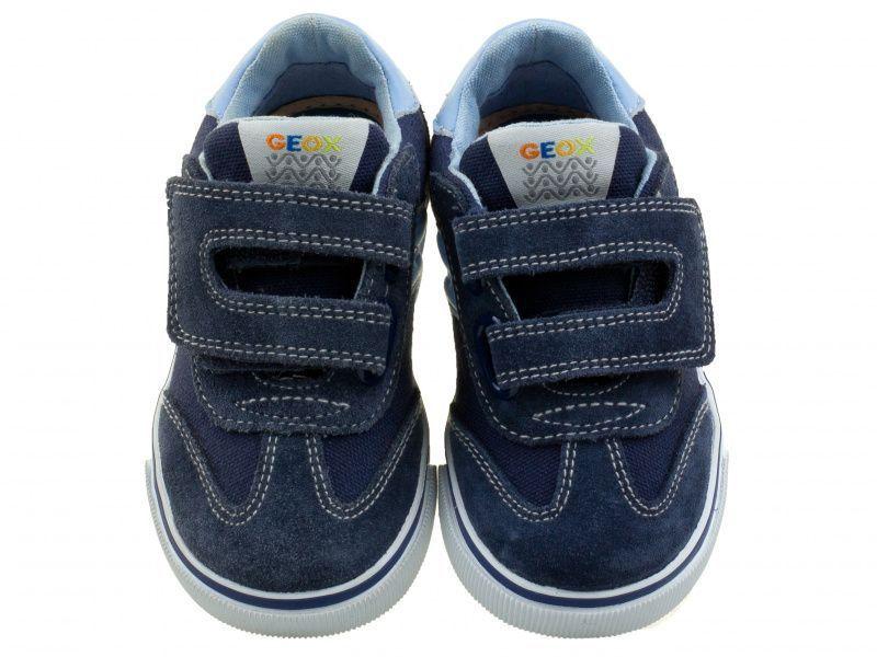 Напівчеревики  для дітей Geox B KIWI B. E - CANVAS+SUEDE B62A7E-01022-C0693 ціна взуття, 2017