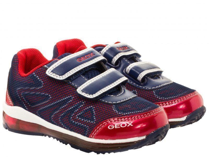 Купить Кроссовки для детей Geox B TODO B. B - TEXT+SYNT.LEA XK5544, Многоцветный