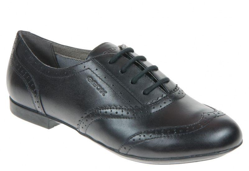 Туфлі  для дітей Geox J PLIE' A - SMO.LEA J5455A-00043-C9999 брендове взуття, 2017