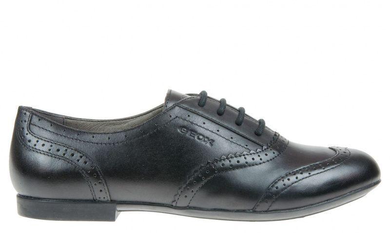 Туфлі дитячі Geox J PLIE' A - SMO.LEA J5455A-00043-C9999 - фото