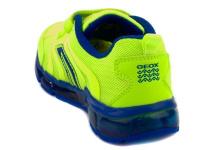 Кросівки дитячі Geox J ANDROID B. C - MESH+TUMB.SYN J7244C-014BU-C2HK4 - фото