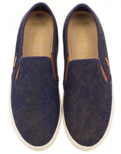 Слипоны для детей Geox J KIWI G. F - DENIM XK5649 цена обуви, 2017
