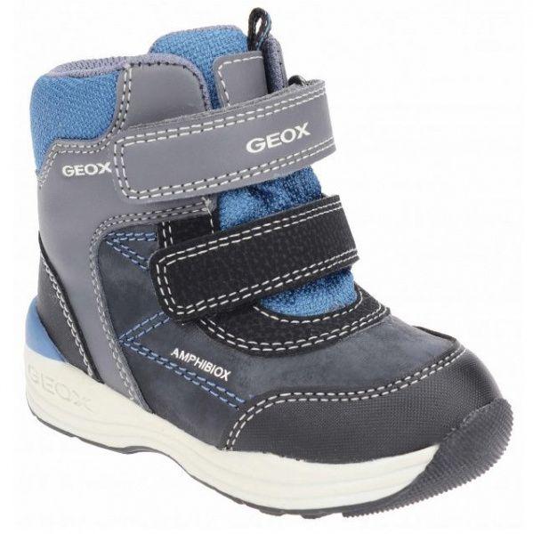 Сапоги для детей Geox B NEW GULP BOY B ABX XK5666 модная обувь, 2017