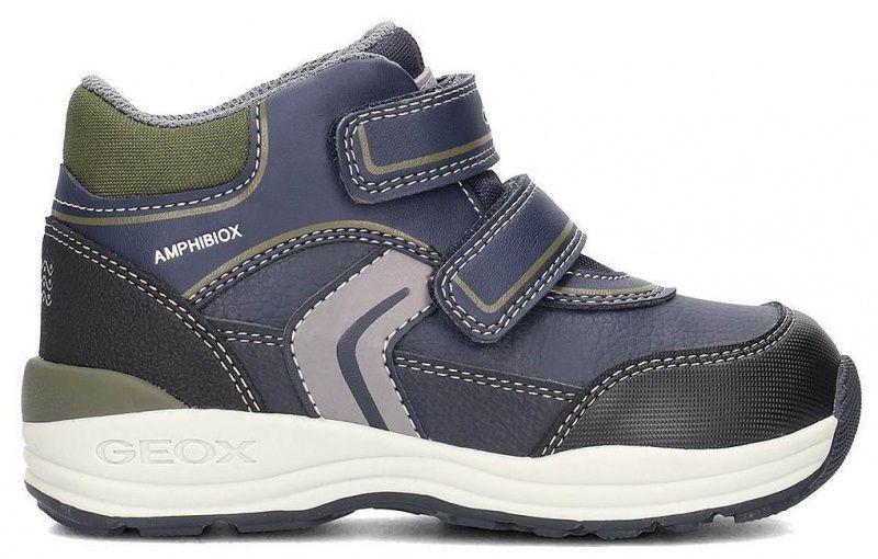 Купить Ботинки детские Geox B NEW GULP BOY B ABX XK5667, Многоцветный