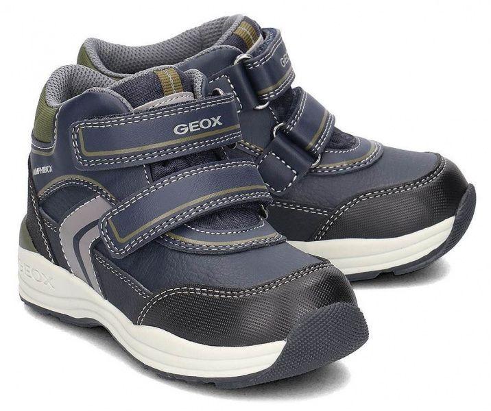 Ботинки детские Geox B NEW GULP BOY B ABX XK5667 размеры обуви, 2017