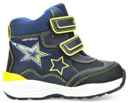 Купить Ботинки детские Geox B NEW GULP BOY B ABX XK5668, Многоцветный