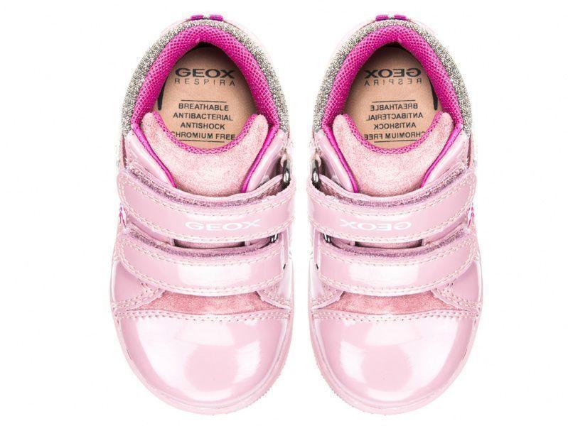 Ботинки для детей Geox B NEW FLICK GIRL XK5670 размеры обуви, 2017