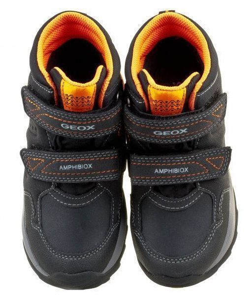 Ботинки для детей Geox J ORIZONT BOY ABX XK5676 модная обувь, 2017