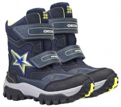 Чоботи  дитячі Geox JR LT HIMALAYA B ABX J74E5A-0FUCE-C0749 розмірна сітка взуття, 2017