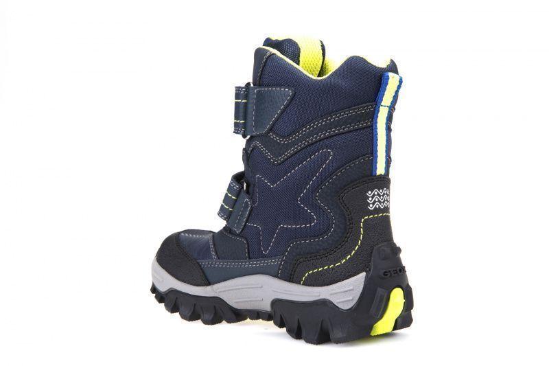 Чоботи  дитячі Geox JR LT HIMALAYA B ABX J74E5A-0FUCE-C0749 брендове взуття, 2017