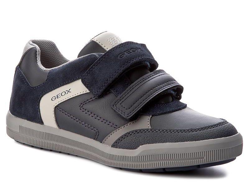 Напівчеревики  дитячі Geox J ARZACH BOY J744AA-05422-C0661 розмірна сітка взуття, 2017