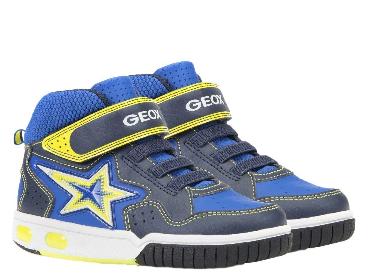 Ботинки детские Geox JR GREGG XK5715 цена обуви, 2017