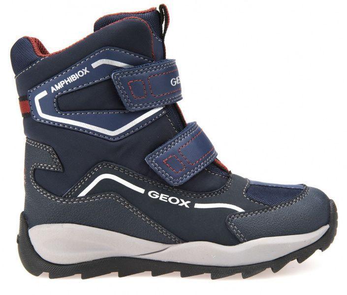 Купить Сапоги детские Geox J ORIZONT BOY ABX XK5719, Многоцветный