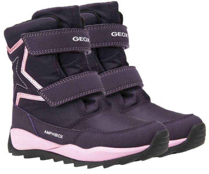Сапоги детские Geox J ORIZONT B GIRL ABX XK5720 продажа, 2017