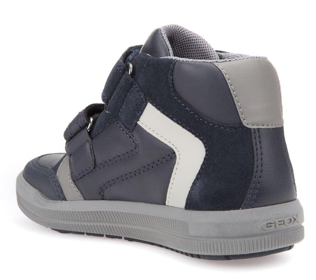 Ботинки детские Geox ARZACH BOY XK5724 цена обуви, 2017