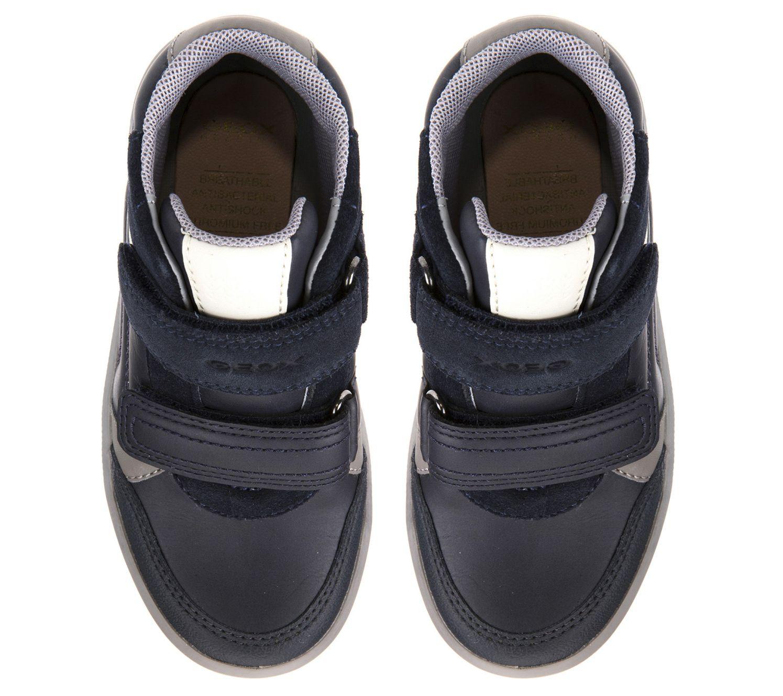 Ботинки детские Geox ARZACH BOY XK5724 размерная сетка обуви, 2017