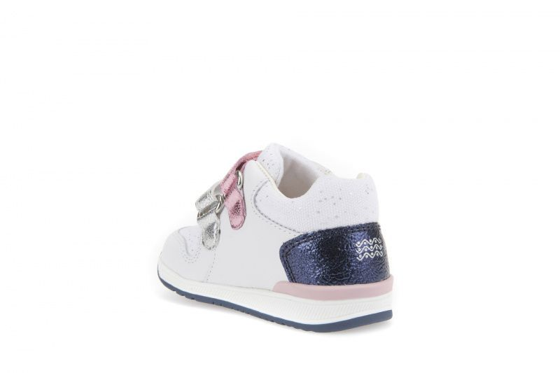 Ботинки для детей Geox B RISHON G. B - NAP+TELA GLIT XK5726 брендовая обувь, 2017