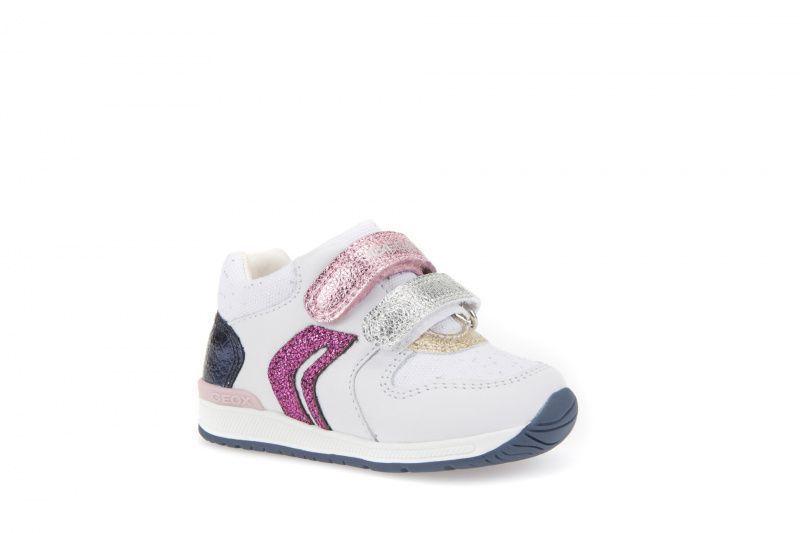 Ботинки для детей Geox B RISHON G. B - NAP+TELA GLIT XK5726 размерная сетка обуви, 2017