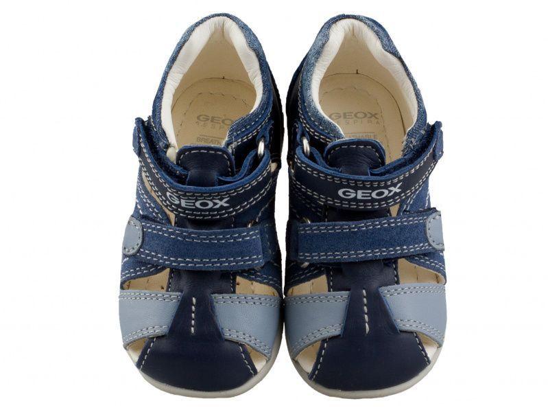 Сандалии для детей Geox B KAYTAN B. C - NAPPA+SCAM. XK5728 брендовая обувь, 2017