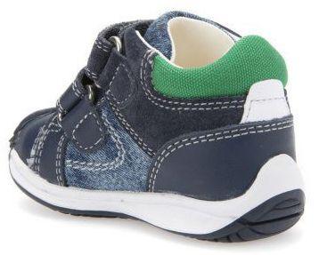 Ботинки для детей Geox B TOLEDO BOY A - NAPPA+DENIM S XK5729 брендовая обувь, 2017