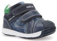 Ботинки для детей Geox B TOLEDO BOY A - NAPPA+DENIM S XK5729 цена, 2017