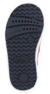 Полуботинки для детей Geox B KILWI B. G - TELA+SCAM. XK5730 брендовая обувь, 2017