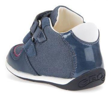 Ботинки для детей Geox B EACH G.E - TELA GLI+VE.SI.ME XK5734 брендовая обувь, 2017