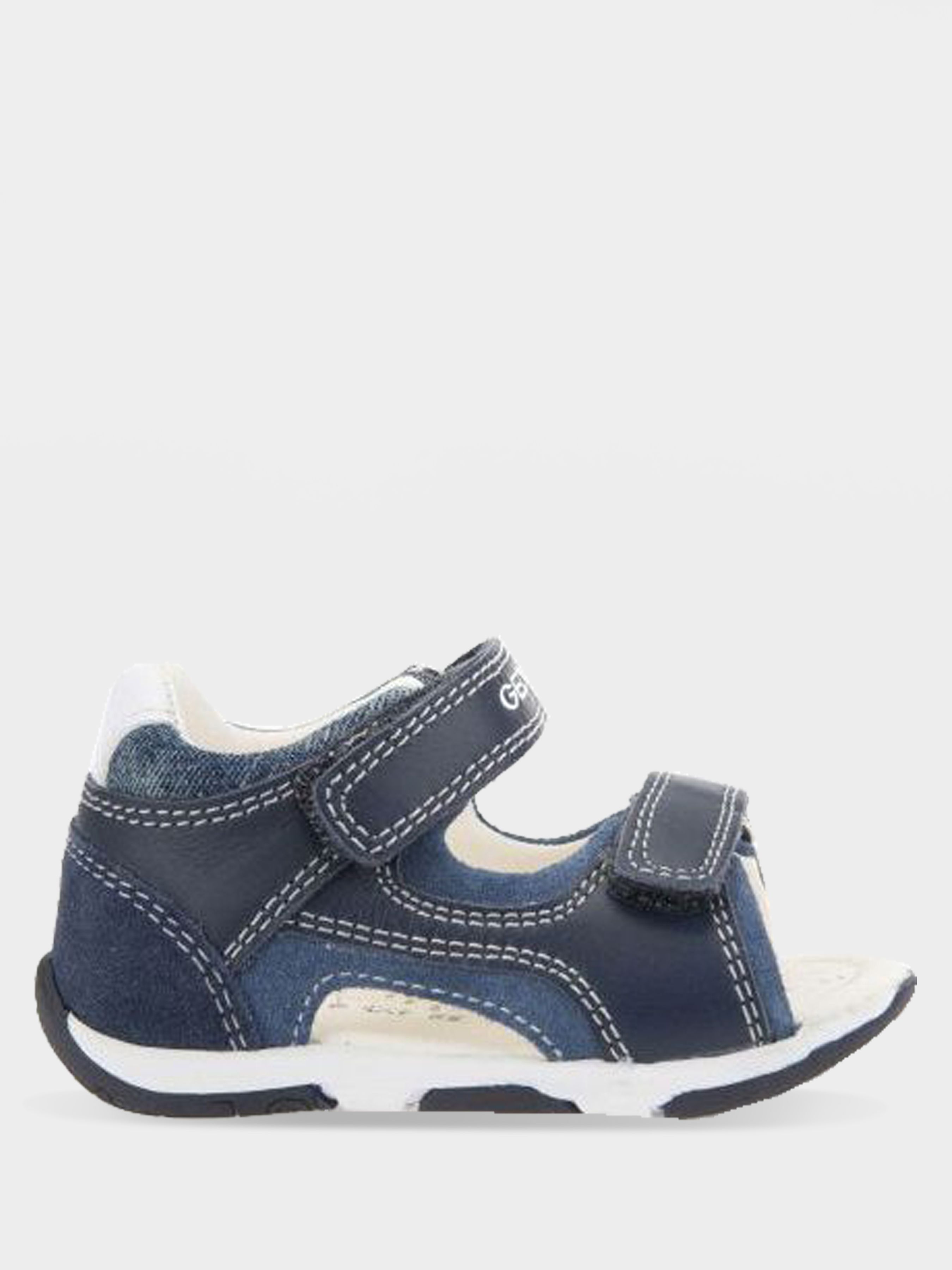 Сандалии для детей Geox B S.TAPUZ B. C - NAPPA+SCAM. XK5738 размерная сетка обуви, 2017