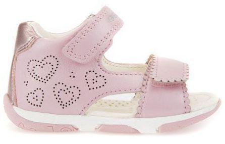 Сандалии для детей Geox B S.TAPUZ G. B - VI.PE+GBK PER XK5740 брендовая обувь, 2017