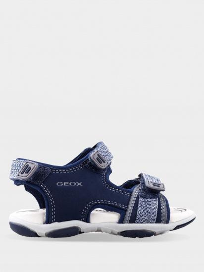 Сандалии для детей Geox B SAND.AGASIM B. D - DBK+LYCRA XK5743 брендовая обувь, 2017