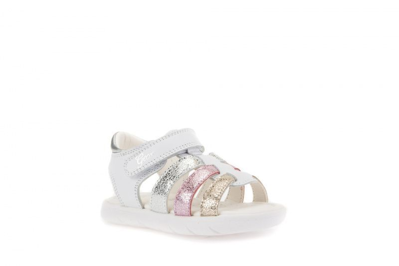 Сандалии детские Geox B SAN.ALUL G. A - NAPPA XK5744 цена обуви, 2017