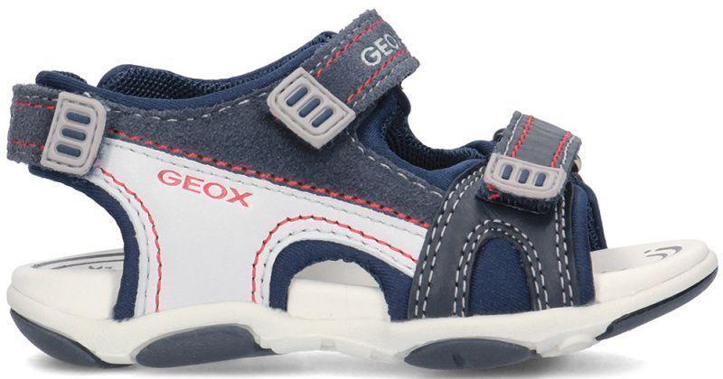 Сандалии для детей Geox B SAND.AGASIM B. A - NAP+SCAM. XK5749 брендовая обувь, 2017