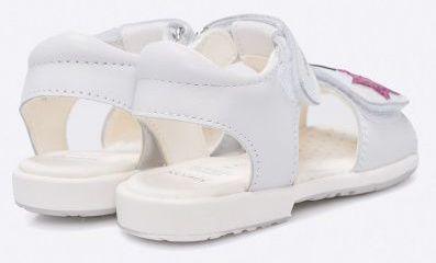 Сандалии для детей Geox B VERRED B - NAPPA+SINT.METAL. XK5750 обувь бренда, 2017