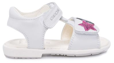 Сандалии для детей Geox B VERRED B - NAPPA+SINT.METAL. XK5750 брендовая обувь, 2017